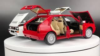 Kyosho Lancia Delta HF Integrale Evoluzione II