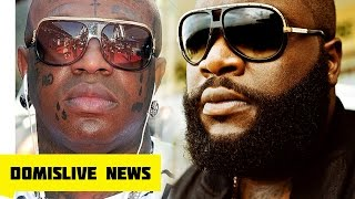 Rick Ross Diss Birdman on 'Idols Become Rivals' Over Lil Wayne & DJ Khaled on Rather You Than Me