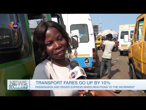 Ghanaians react to recent hikes in transport fares