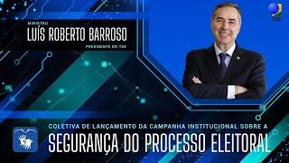 Segurança do Processo Eleitoral (2021)