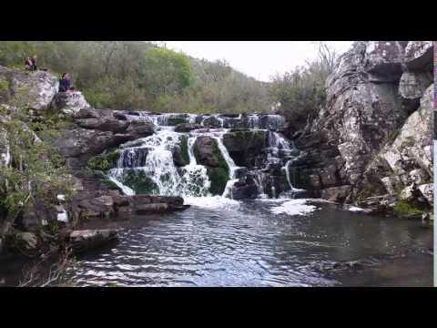 La cascada de la Crucera, Yerbal Chico, Treinta y Tres