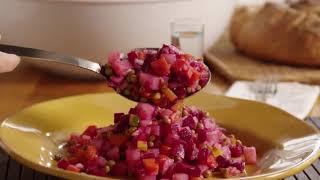 Ukrainian salat vinigrette |  Ukrainian kitchens