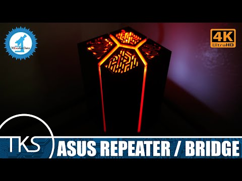 ▶️ Asus RP-AC68U Repeater / Access Point / Media Bridge