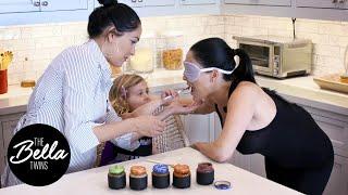 BABY FOOD TASTE TEST CHALLENGE With NIKKI BELLA!