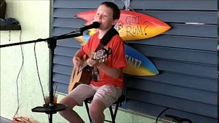 Fletcher Morton - Somethin' Bout A Boat - Jimmy Buffett