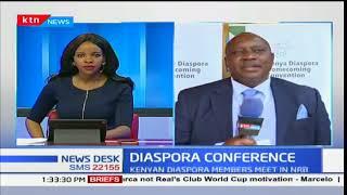 Kenya Diaspora Conference kicks off in Nairobi