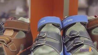 Ортопедические детские сандалии OrtoBaby купить в ортопедическом интернет-магазине Ортос онлайн