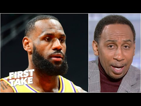 Stephen A. agrees with LeBron: The heckling fans shouldn't have been ejected | First Take