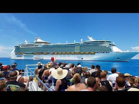 Tim Cooks reviews Royal Caribbean's Freedom of the Seas