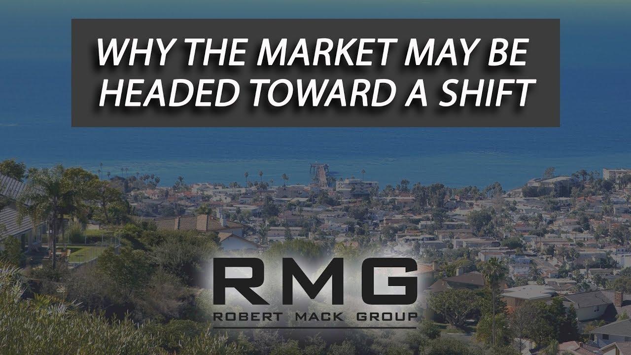 Why the Market May Be Headed Toward a Shift
