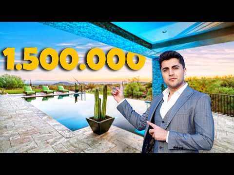 $1,500,000 luxury Istanbul villa with a private SPA!