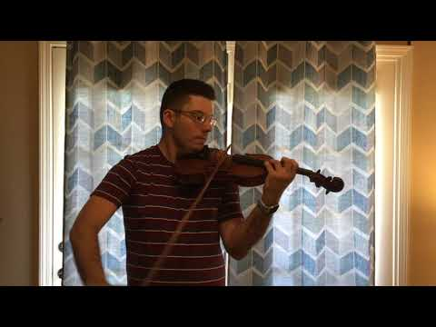 Highlight clip reel of my playing, including works by Bach, Mozart, Paganini, Bruch, and Barber.