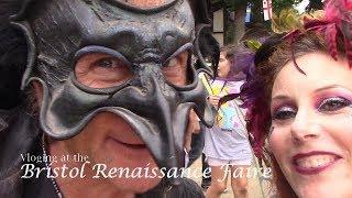 Bristol Renaissance Faire Vlog