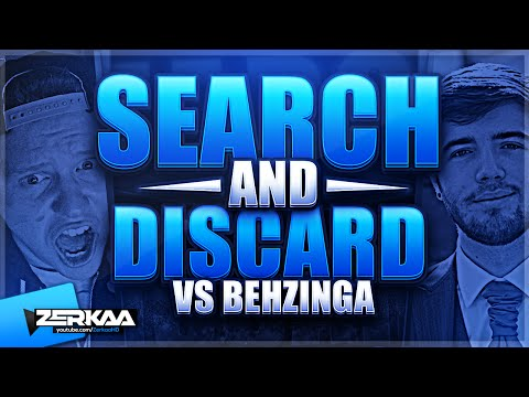 SEARCH AND DISCARD FIFA WITH ETHAN