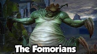 The Fomorians: The Destructive Giants Of Irish Legend - (Irish Mythology Explained)