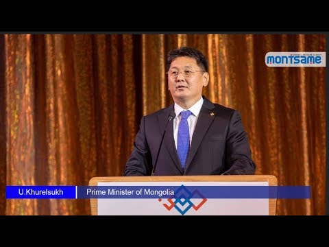 Prime Minister U.Khurelsukh gives remarks on 380th anniversary of capital city