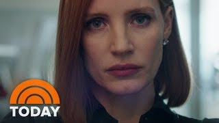 Miss Sloane Exclusive Extended Trailer 2016  Jessica Chastain  TODAY