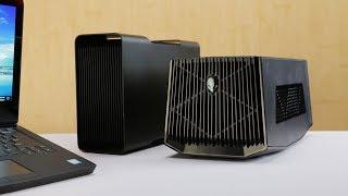 Best Desktop Graphics for your Laptop - Proprietary vs. Thunderbolt!