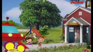 Disney Junior Spain - Coming Soon - Promo - May 2011
