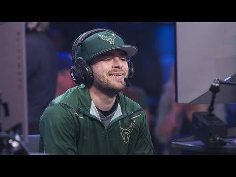 NBA 2K League | Condensed Game: Cavs Legion GC vs Bucks Gaming (Week 4)