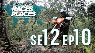 Races to Places SE12 EP10 - Zambia - Adventure Motorcycling Documentary Ft. Lyndon Poskitt