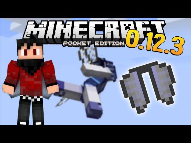 Minecraft-pe-0-12-3-elytra