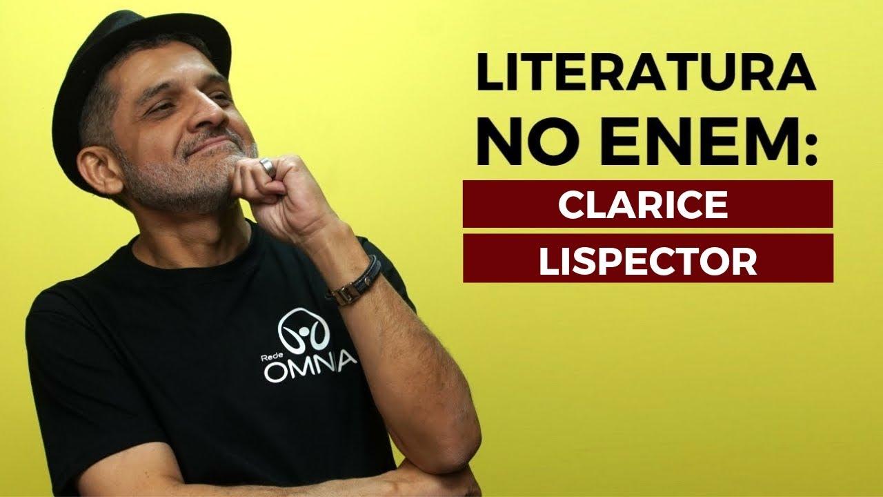 Clarice Lispector no Enem
