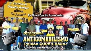 2º Encontro de Veículos Rio das Ostras-KM Rodados