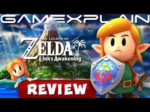 The Legend of Zelda: Link's Awakening REVIEW (Nintendo Switch) - YouTube video thumbnail