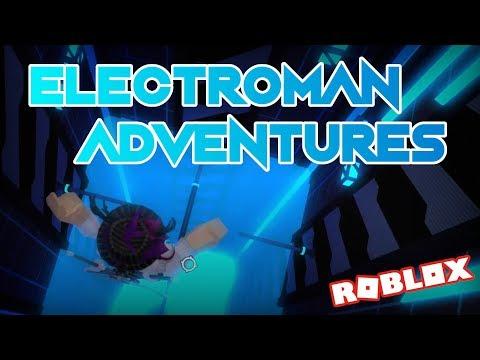 COMPLETING ELECTROMAN ADVENTURES!!! | Flood Escape 2 on Roblox #41 (видео)