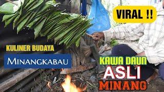 Kawa Daun Asli Minangkabau