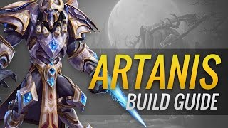 Heroes of the Storm 2.0 - Very Quick Build Guide to Artanis