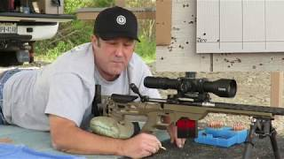 Tall Target Scope Tracking Test With The New Valdada G2 4.8-30x56 Long Range Tactical & PRS Scope