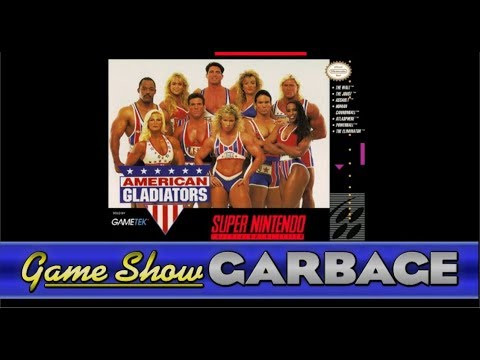 how to play american gladiators on super nintendo