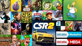 Top 40 Juegos Hackeados Para Sus Telefonos Android Actualizados En