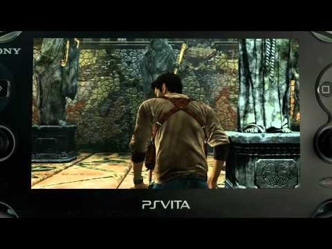 Uncharted: Golden Abyss láká launch trailerem