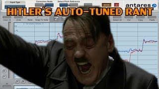 Hitler's Auto-Tuned Rant