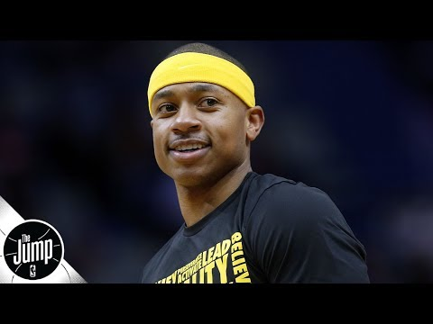 Tracy McGrady on Isaiah Thomas to the Lakers: He can't bring an ego with him   The Jump   ESPN