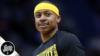 Isaiah Thomas can't bring his ego to the Lakers – Tracy McGrady | The Jump