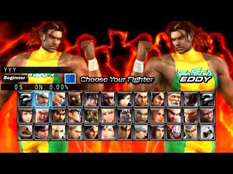 Видео № 0 из игры Tekken: Dark Resurrection (Б/У) [PSP]