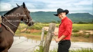 Como Comia El Hato (Audio) - Leandro Dimas  (Video)