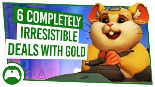 6 Completely IRRESISTIBLE Deals With Xbox Gold