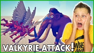 The VALKYRIE Attack!