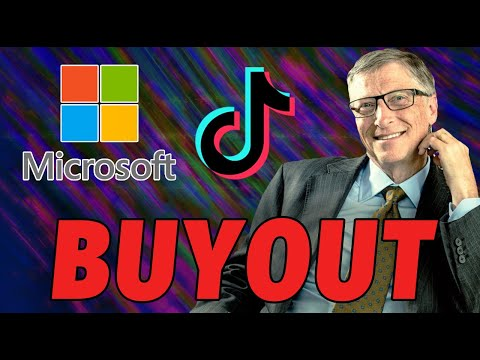 Microsoft (MSFT) to BUY TikTok? – UNUSUAL OPTION ACTIVITY!