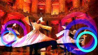 "ANDY WASSERMAN'S ""World Music Experience"" - Doumbek Dance (Middle Eastern Drumming)"