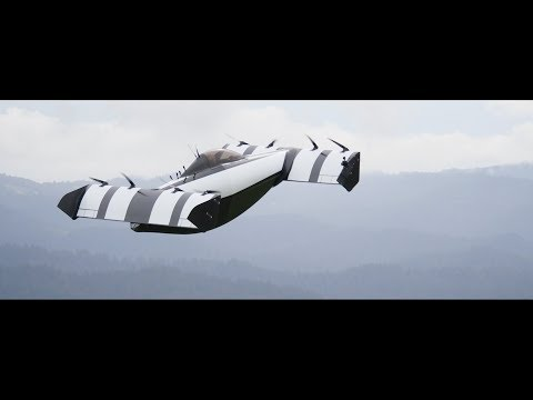 New flying car from Opener is amazing