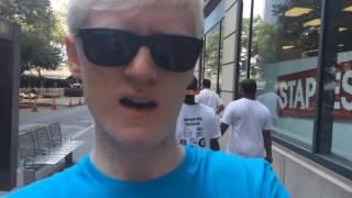 9/11 Survivor Tour - Aaron McHale Vlog