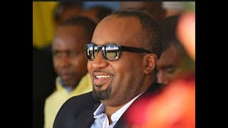 Jubilation as incumbent Governor Ali Hassan Joho finally receives his certificate after win