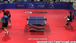 Ce Yang Vs Zoran Primorac: 1/2 Final [US Open 2013]