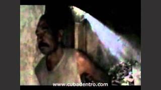 preview picture of video 'Mendigos que viven en el túnel, Palma Soriano, Santiago, Cuba'